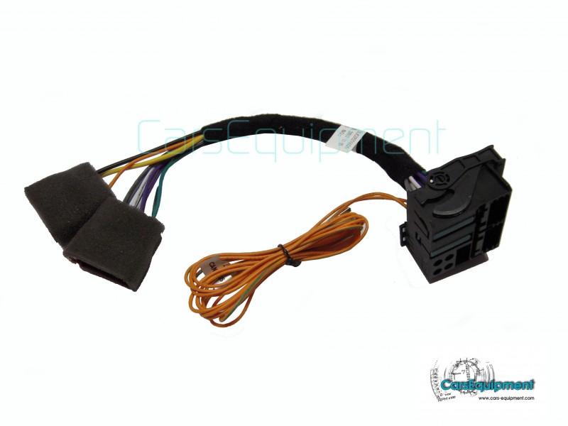 propojovac kabel ze z str ky fakra na euro konektor za. Black Bedroom Furniture Sets. Home Design Ideas