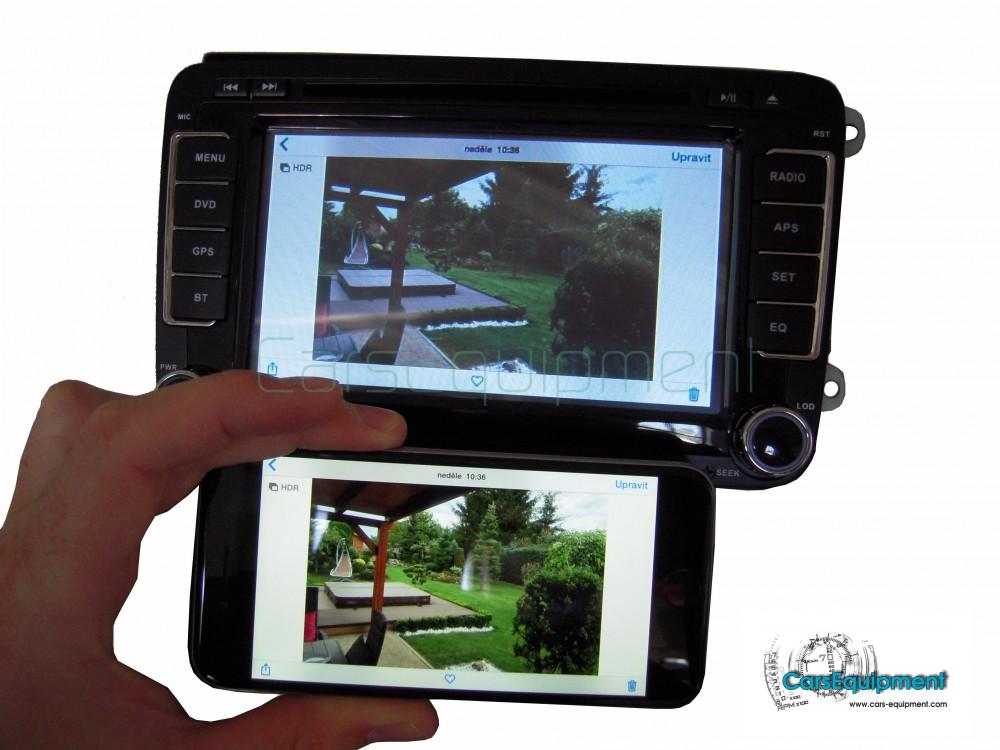 Mirror Link / Miracast - CVBS - AV IN - univerzální za 2