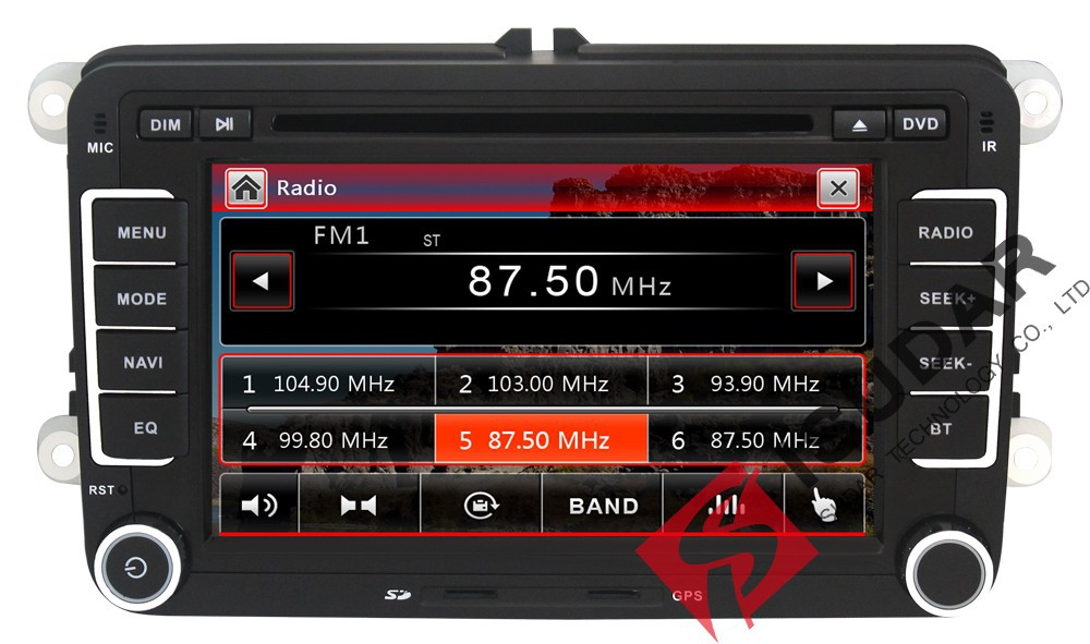 2 din radio vw golf 5 ✓ volkswagen car